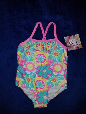 Baby Girl One Piece Swim Suit-Size 6-9 Months-New with Tags-Absolutely Adorable!