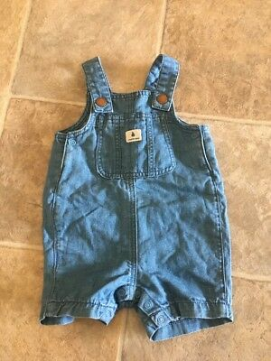 Country Road Baby Overalls 6-12