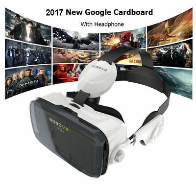 All-in-One 3D VR Headset Virtual Reality Glasses Android 5.1 WIFI HD TV Video