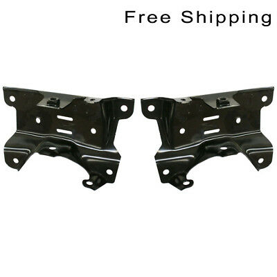 New Bumper Face Bar Absorber Front Driver or Passenger Side for Chevy RH LH
