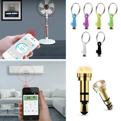 3.5mm Plug Appliances Control IR Infrared Wireless Smart Remote For Mobile phone