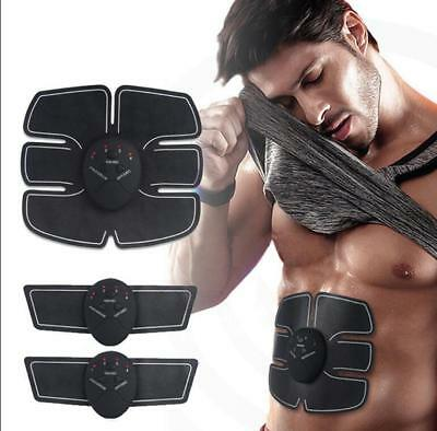 Muscle Training Body Shape Fit Set ABS Six Pad Fitness Massage Home Trainer