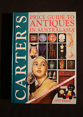 Carter's Price Guide to Antiques in Australasia - 1999 Edition