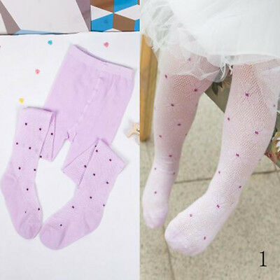 New Baby Tights Fashion  Flower Mesh Infant Girl Socks Stockings Pants Hosiery