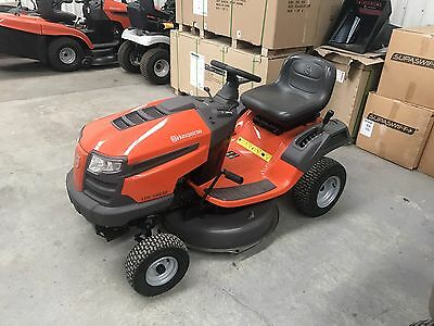 AS NEW LOW HOUR Husqvarna LTH19530 Ride On Mower, Auto Trans,  Paid $3299 New!