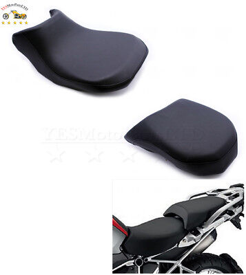 High Rear And Low Front Black Rider Seat For BMW R1200GS  R1200 GS 2013-2016 14