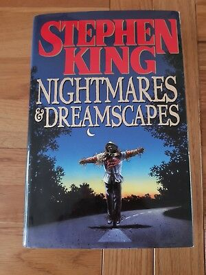 Stephen King Nightmares and Dreamscapes 1st U.S. Edition