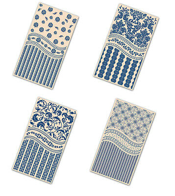 Tattered Lace VICTORIAN Embossing Folder Bundle ALL FOUR FOLDERS FOR JUST £19.95