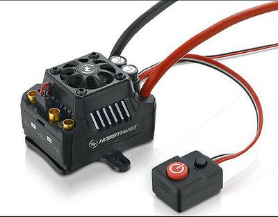 Hobbywing EZRUN MAX10-SCT 120A Water-proof Brushless ESC for 1/10 Car Buggy