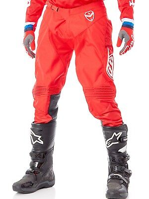 Troy Lee Designs Red 2018 SE Solo MX Pant