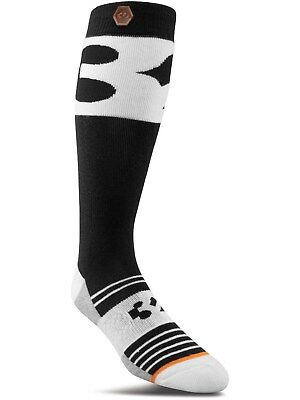 Thirty Two Black Corp Snowboarding Socks