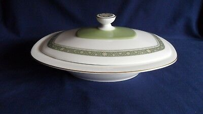 Royal Doulton Rondelay H5004 1st qual bone china vegetable dish tureen with lid
