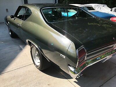 1969 Chevrolet Chevelle SS396 1969 Chevrolet Chevelle SS, Excellent running and driving car. Just inspected.