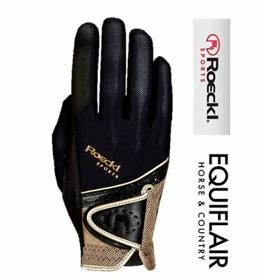 Roeckl Madrid Riding Gloves Touch Screen Compatible