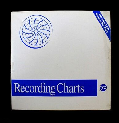 Graphic Controls Recording Chart for GC Special GC-17381, P/N: 31389920 (x 100)