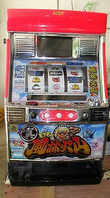 Pachislo Heart Medicine Video Slot Machine / 200 Tokens / 285 Page Manual