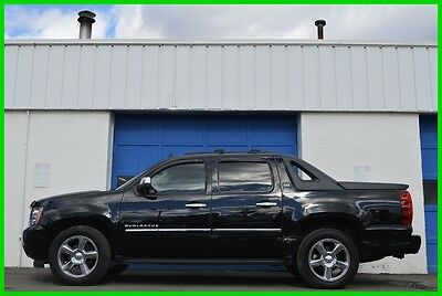 2011 Chevrolet Avalanche LTZ 4X4 4WD Navi Rear Cam Heated Cooled Leather ++ Repairable Rebuildable Salvage Runs Great Project Builder Fixer Easy Fix Save