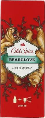 1 x Old Spiece Bearglove After Shave Spray 100mL