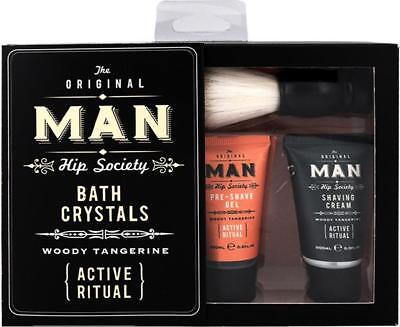 1 x Original Man Bath & Body 4pc Gift Set