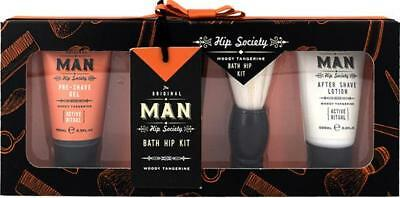1 x Original Man Shaving 4pc Gift Set