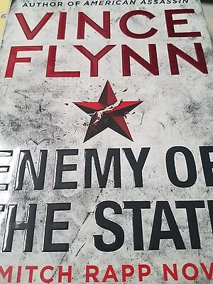 Enemy of the State (Book 14 of A Mitch Rapp Novel) [Hardcover]