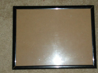 Burns Certificate Frame black color