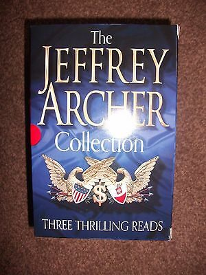 Collection of 3 Jeffrey Archer Books - Brand New and sealed