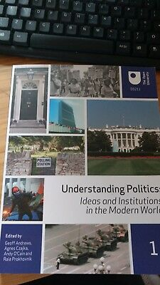 Understanding politics: Ideas and Institutions in the Modern World. Book 1.