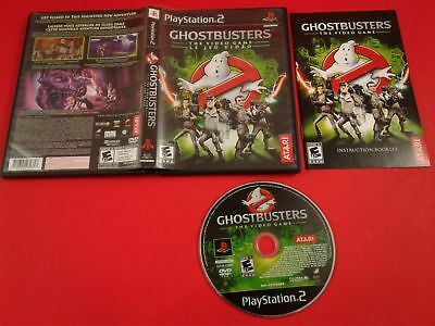 Ghostbusters: The Video Game [CIB Complete in Box] (Sony Playstation 2 PS2)