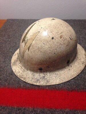 Vintage Hard hat Construction Linesman Willson Style No3 STH Super Tough