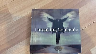 Breaking Benjamin Phobia Stickers (11 stickers)