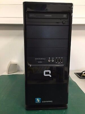 HP Compaq SG3 - AMD II X2 215@2.70GHz, 8GB RAM, 320GB, Win10 Pro