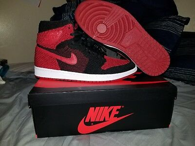 6a7f4804882ef7 Air Jordan 1 High Flyknit
