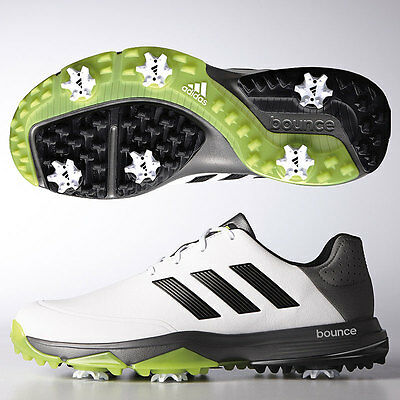adidas bounce golf shoes lime
