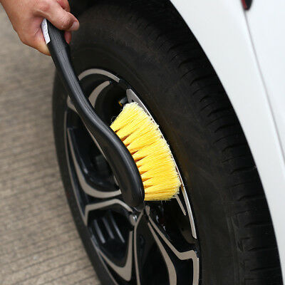 Vehicle Car Wash Brush Cleaner Cleaning Brush Car Cares Accessories Universal