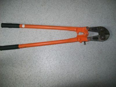 "Heavy Duty 24"" Bolt Cutter Wire Cable Cutters Croppers"