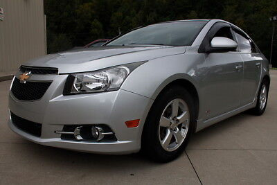 2011 Chevrolet Cruze LT and RS package a 2011 chevy cruze