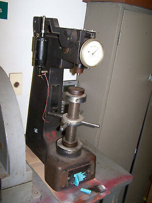"""""""used"""" Rockwell Hardness Tester   - Pick Up Only!"""