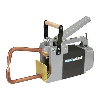 240 Volt 16 AMP Portable Spot Welder Ideal for those that use 220-240 volts!