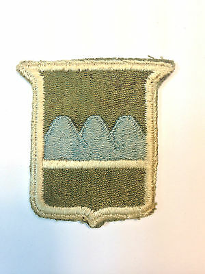 US 80th Infantry Division Patch (Issued)