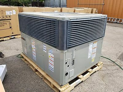 Trane 4 Ton Residential Heat Pump Package Unit 208/230V 1-Ph 4Wcc30481000B