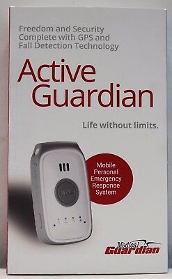Active Guardian Plus Medical Alert with Charging Station & Lock Box