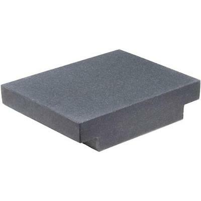"G9652 Grizzly 12"" x 18"" x 3"" Granite Surface Plate, 2 Ledges"