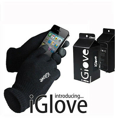 iGlove Screen Touch Gloves Unisex for smartphone/tablet Touch Screen free ship