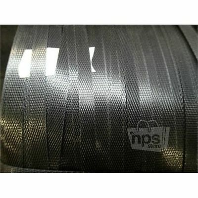"""Roll of Uline S-1761 Poly Strapping, 1/2"""" W x .015"""" T x 9000' L, 300lb Strength"""