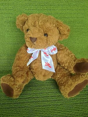 "Russ - Vintage Edition Collection  13"" Teddy Bear With Kelloggs Special K Ribbon"