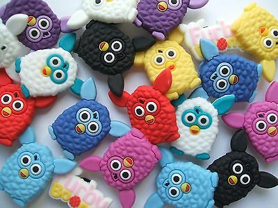 SHOE CHARMS (L6) - inspired by FURBY BOOM