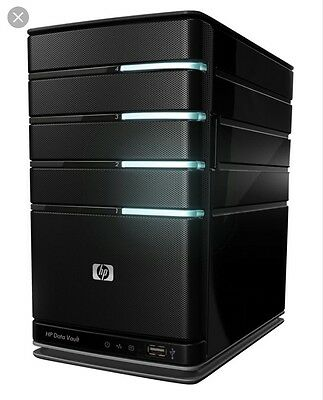 HP DATA VAULT STORAGEWORKS X510.3.0.TB  without Drives