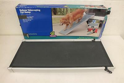 "Solvit Telescoping 39""-72"" Pet Ramp Satisfaction Guaranteed GREAT Fast Shipping"