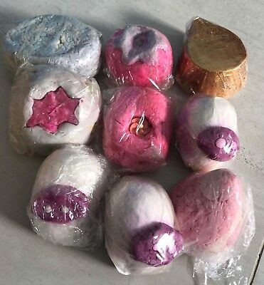 Lush Bubble Bars As Pictured